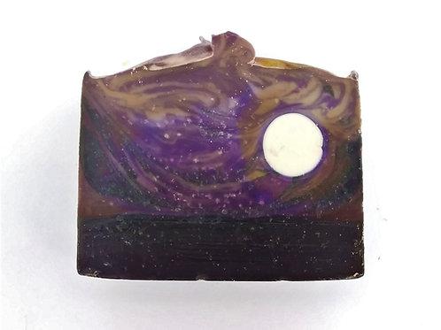 Nocturne // Lavender & Black Amber Artisan Soap