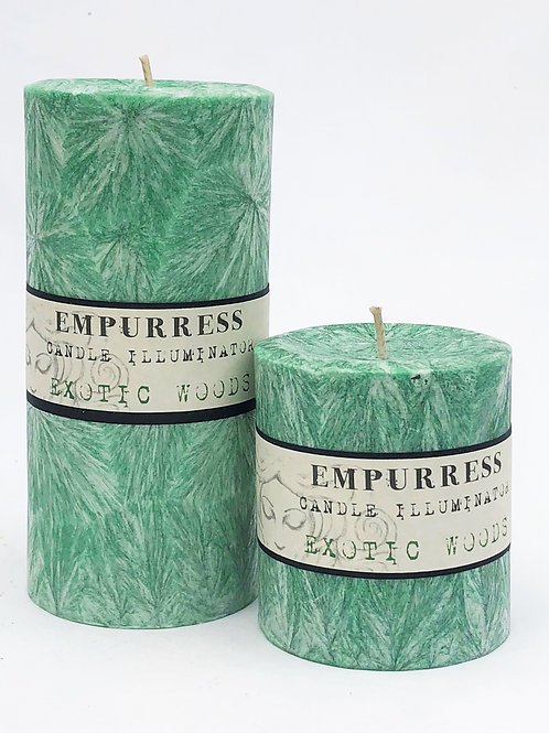 Exotic Woods Candle Illuminator