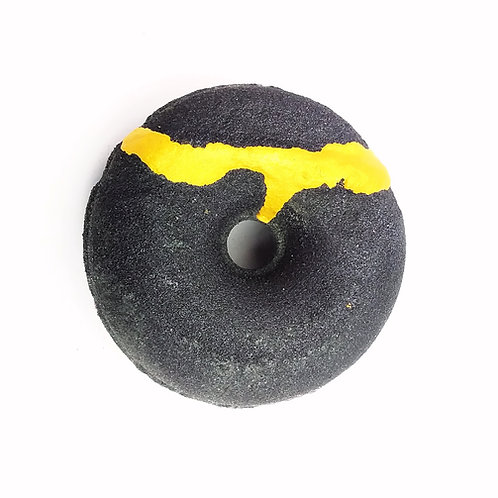 Little Black Dress Donut Bath Bomb