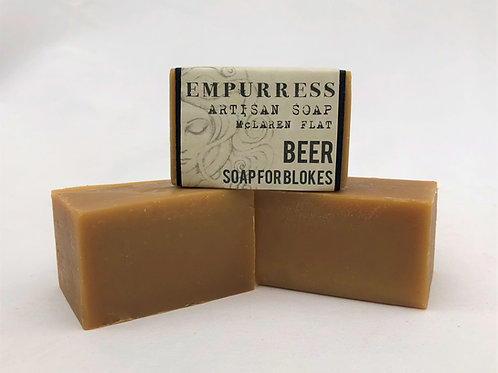 Beer Soap For Blokes