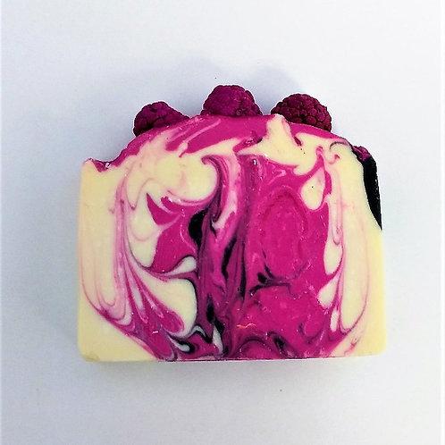 Black Raspberry & Vanilla Artisan Soap
