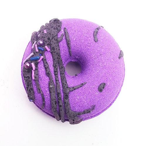Blackberry Sherbet Donut Bath Bomb