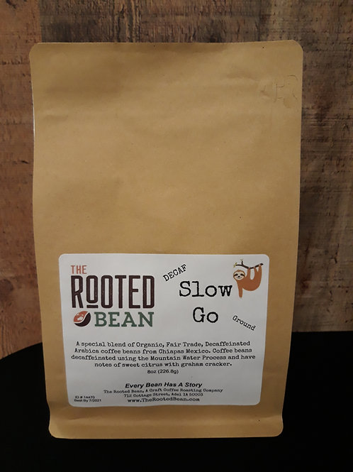 Slow Go Decaf