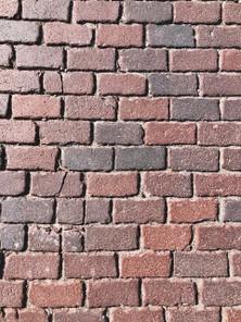 Brick roads in Adel