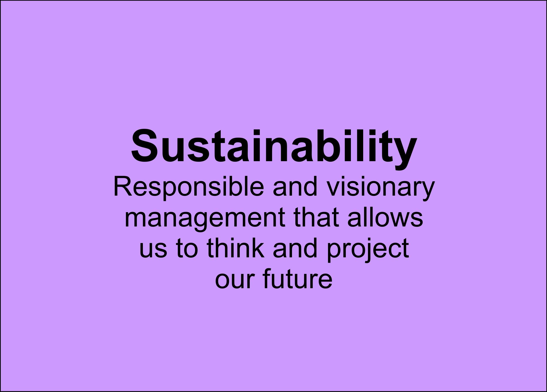 Sustainability Base