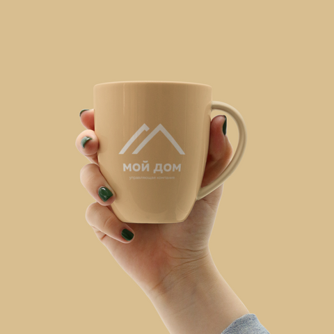 """Логотип для компании """"Мой дом"""""""