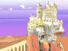 monastery of The Weeping Brotherhood in