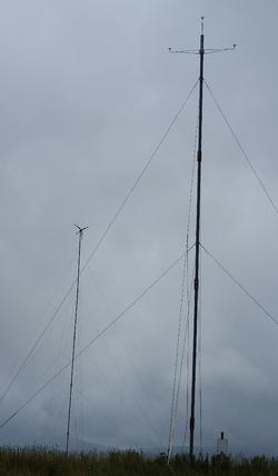 Appalachian test turbine up