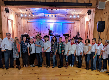 Dusty Boot Concert & Dinner - 3rd Annual Fundraiser