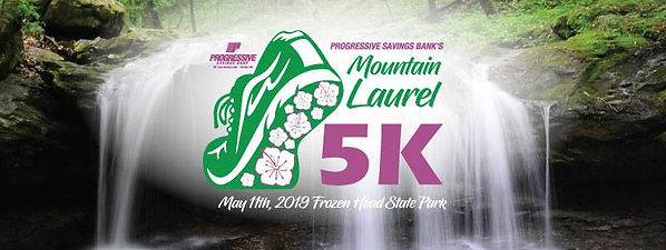 Mountain Laurel 5K 2019