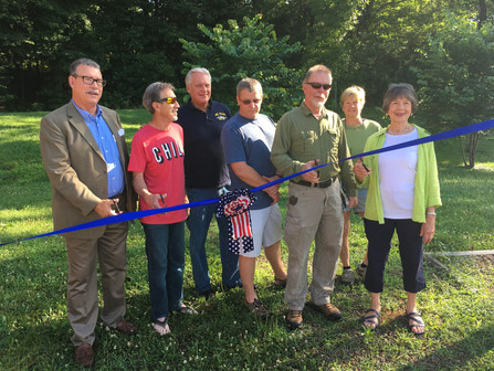 Official Opening of the CHS 5K Loop Trail