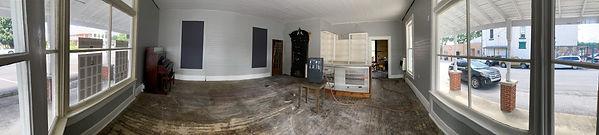 panaramic of room after painting.JPG