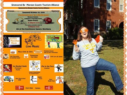 Go Tennessee!!! Go MCTA