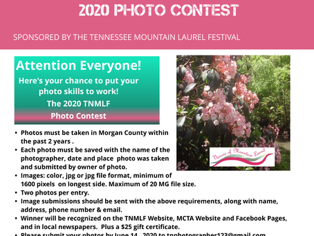 TNMLF 2020 Photo Contest
