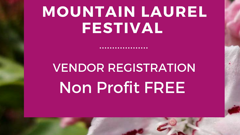 TNMLF Vendor Registration Non Profit