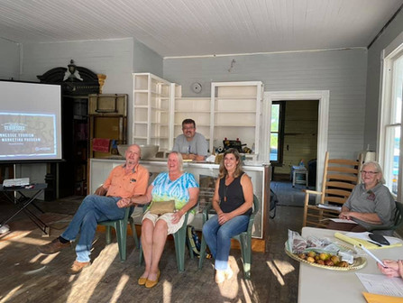 Highlights from 1st MCTA Meeting in Tanners Store