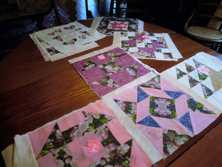 Thanks Quilters!