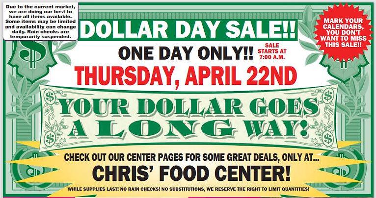 dollar day april 21.JPG