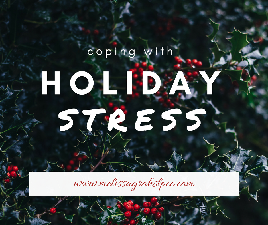 Holiday Stress Blog, Counseling & Psychotherapy in Alameda