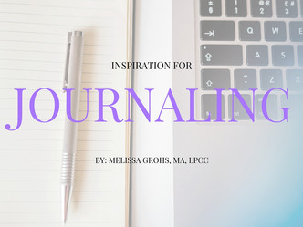 Finding the Inspiration to Journal