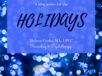 Holiday Series - Managing Stress