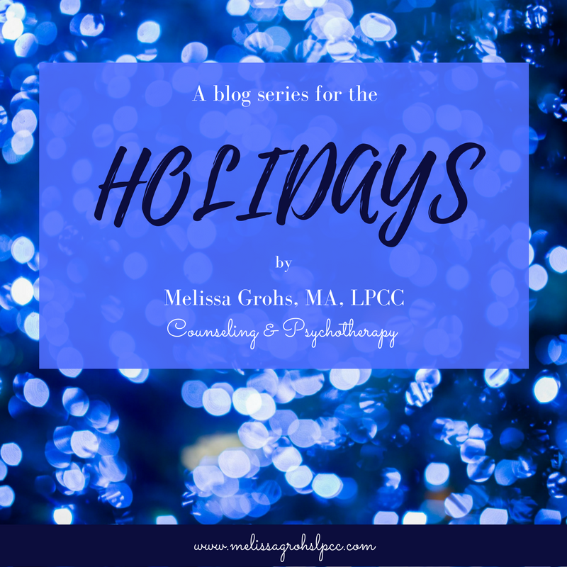 Melissa Grohs, MA, LPCC Counseling & Psychotherapy