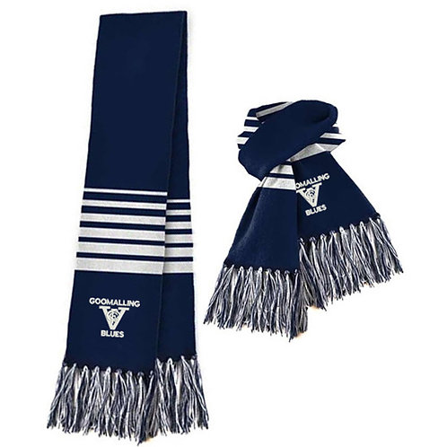 GB Knitted Scarf
