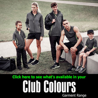 Your Club Colours