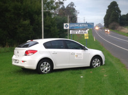Leongatha based driving lessons