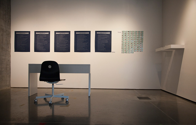 Citizenship Project Installation