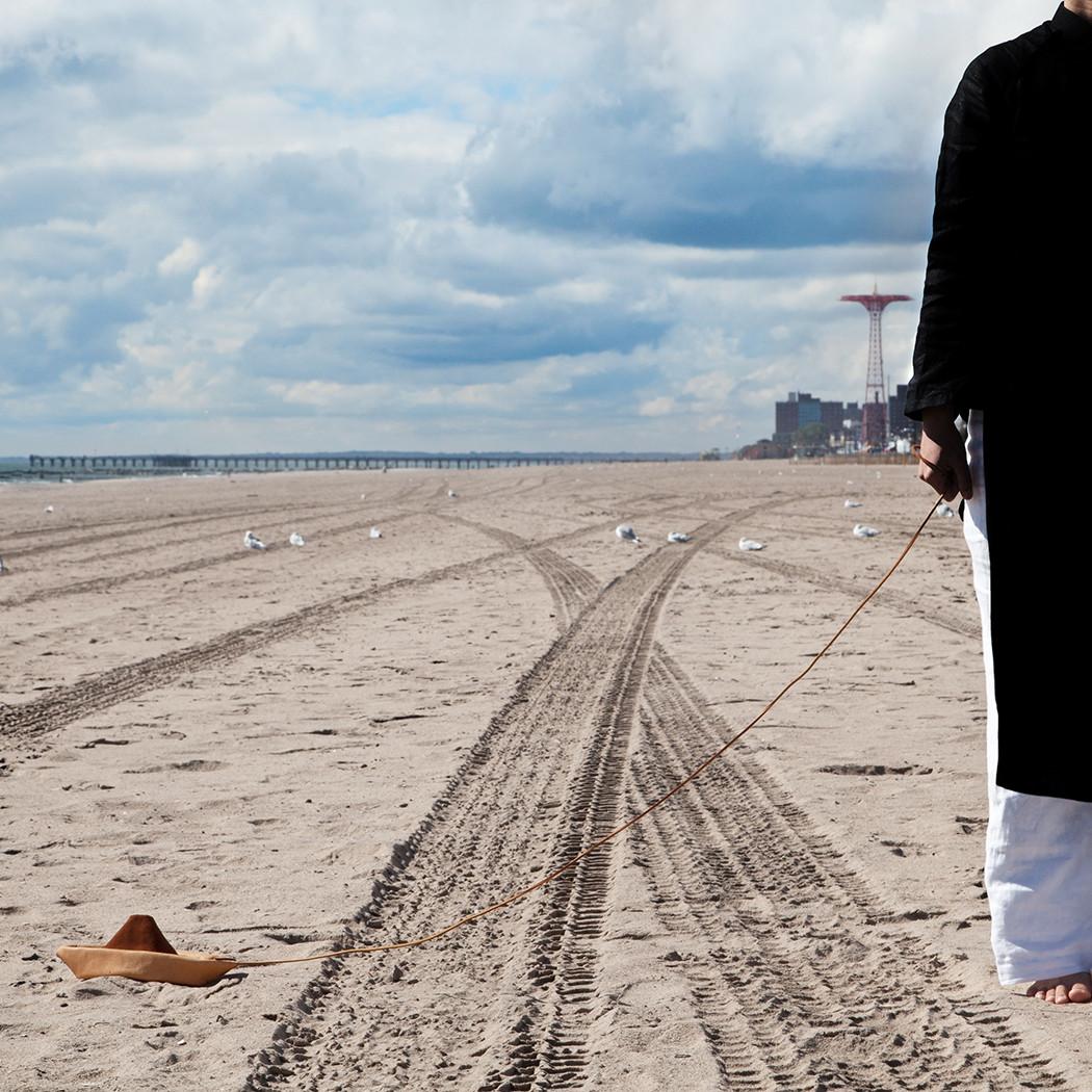 Boat Journey series: In transition, Brighton Beach # 1, 2013