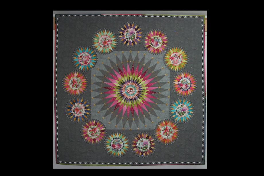 Best Sewing Machine Workmanship - Full Size Quilts TRADITIONAL CATEGORY