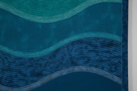 Sea Blue (detail)