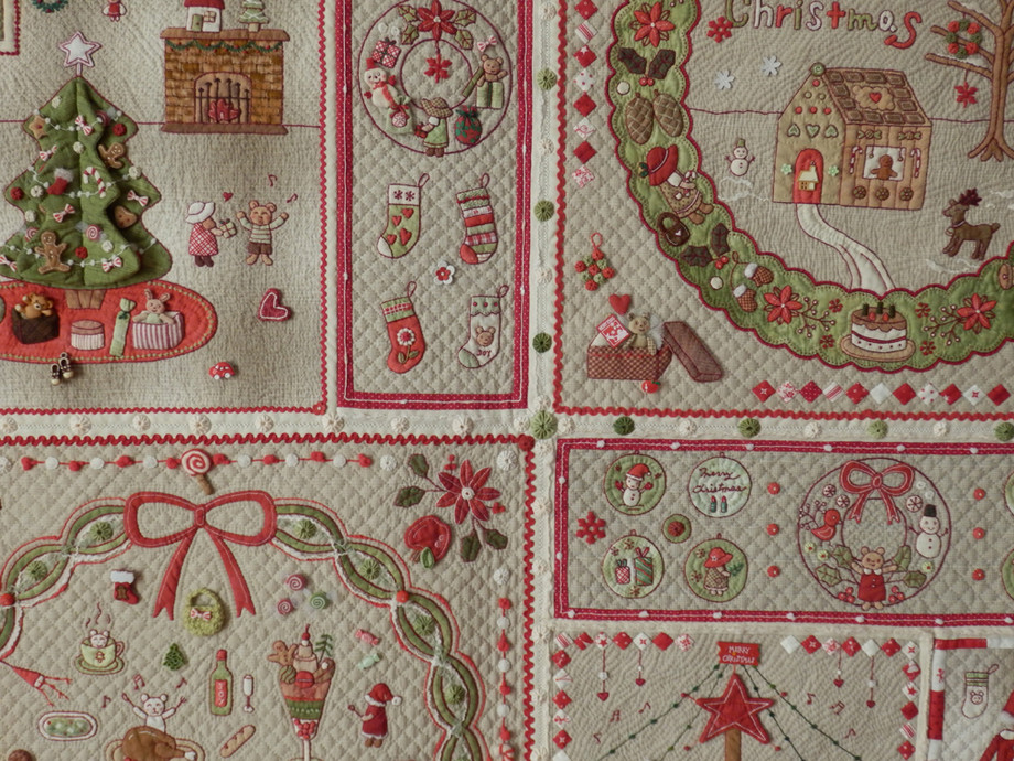 Best Hand Workmanship - Full Size Quilts TRADITIONAL CATEGORY