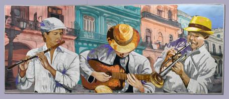 Tres Amigos - Havana Harmony