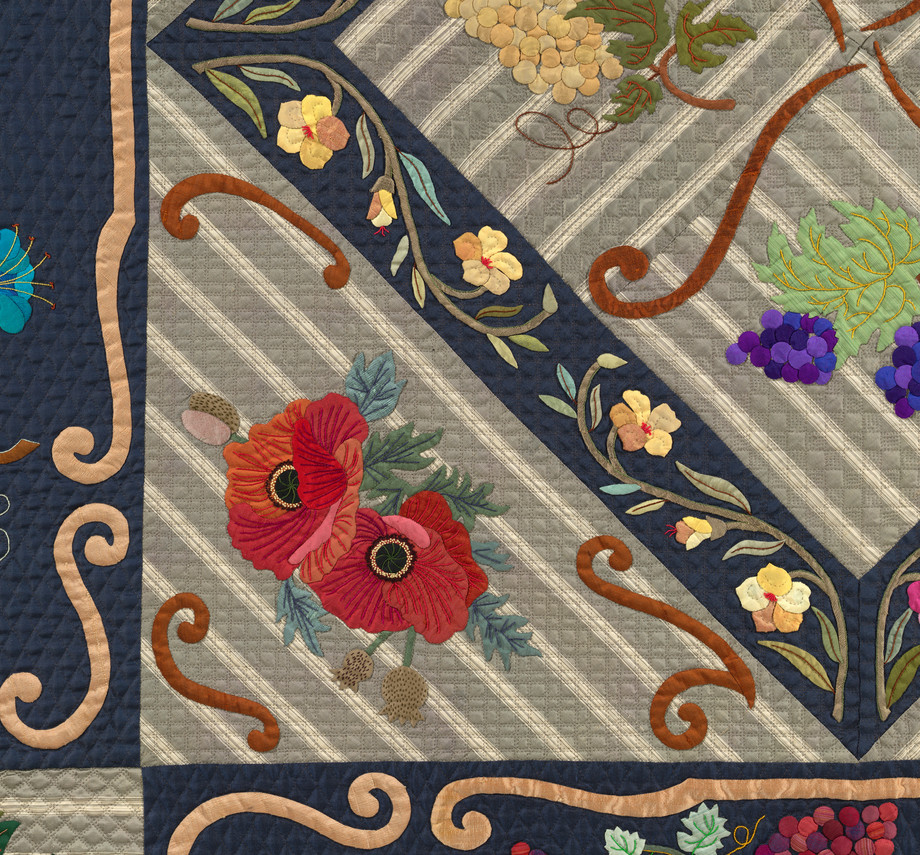 3rd Place - Traditional (detail)