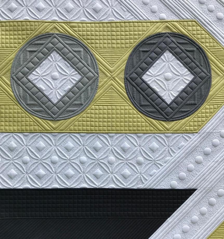 1st Place - Mid-Century Mod Modern (detail)