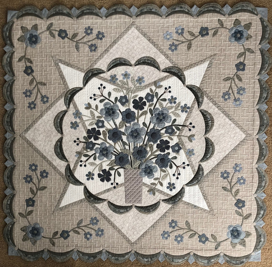 Best Longarm Machine Workmanship - Full Size Quilts TRADITIONAL CATEGORY