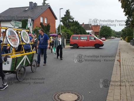 Umzugssicherung Zweidorf (16.08. und 18.08.2019)