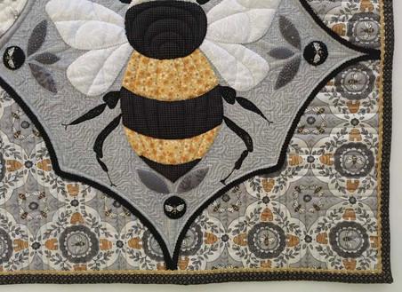 #2011 Bee Attitudes (detail)