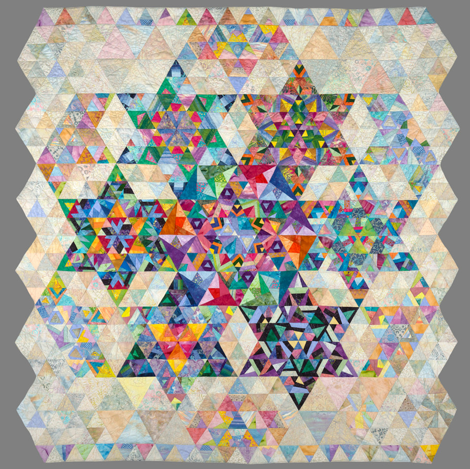 Best Use of Color - Full Size Quilts: INNOVATIVE CATEGORY