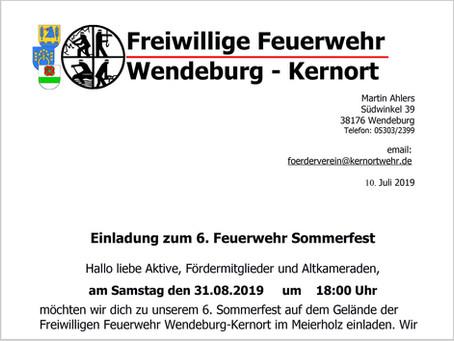 Sommerfest (12.07.2019)