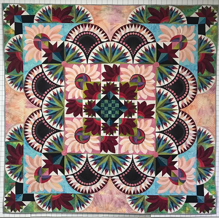 Third Place - Full Size Quilts TRADITIONAL CATEGORY