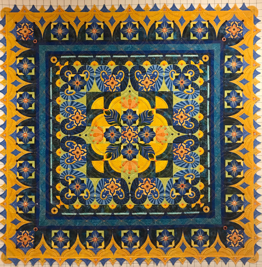 BEST OF SHOW Award (Full Size Quilts)
