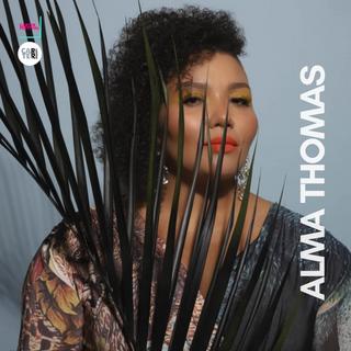 Alma Thomas // novembro 2020