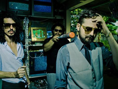O trio paraibano Rieg lança EP e inicia turnê nesta quinta