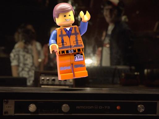TOURNAGE LEGO x KIDS UNITED