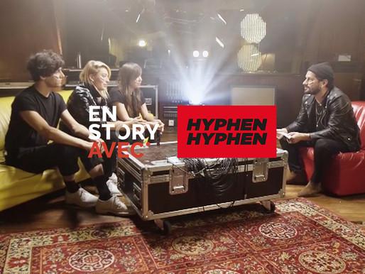 EN STORY AVEC HYPHEN HYPHEN