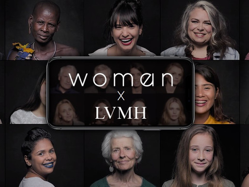 INTERVIEW LVMH WOMAN