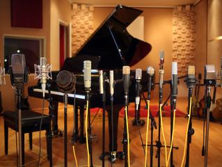 Stu stu studio time!!